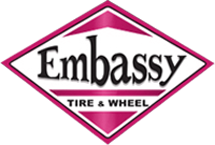 Shop for Tires Online with Embassy Tire & Wheel